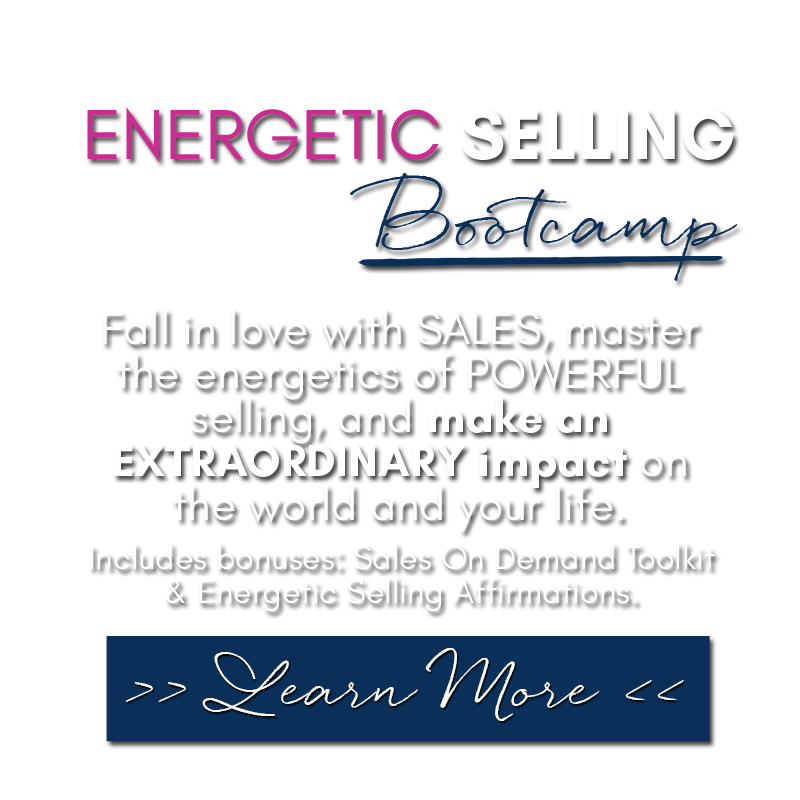 Energetic Selling Bootcamp