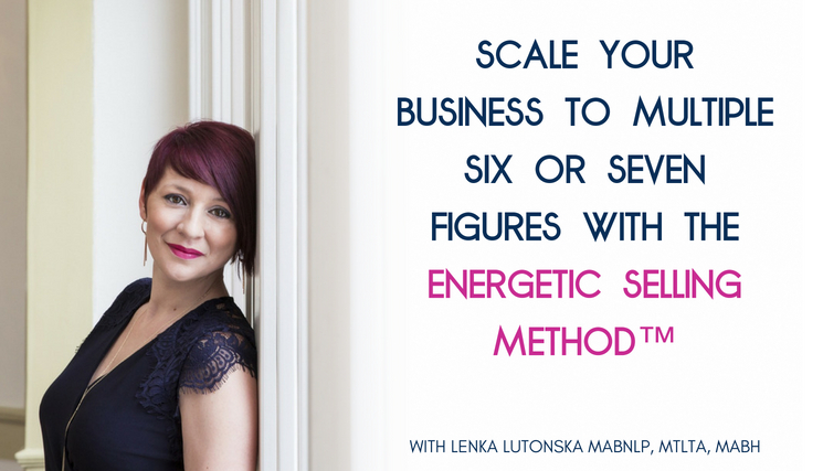 Energetic Selling principles to grow your business