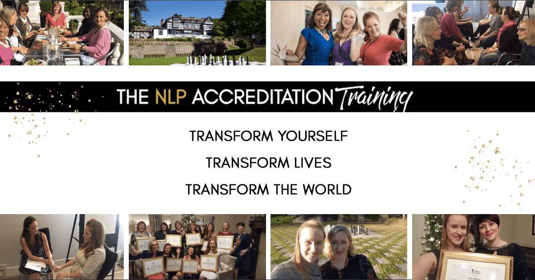Change your life and business with NLP